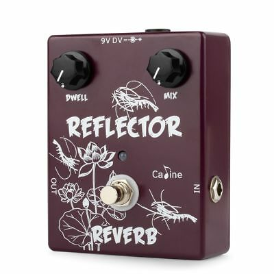 Caline CP-44 Reflector- Reverb Guitar Effects Pedal
