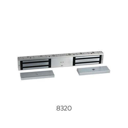 NEW RCI 8320-DDSx28 MultiMag Electromagnetic Lock w/Door Status Sensor 12/24VDC