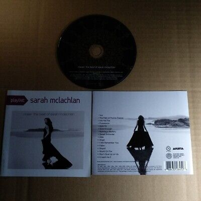 Sarah McLachlan ‎- Closer: The Best Of Sarah McLachlan USA CD VG  (Best Of Sarah Mclachlan)