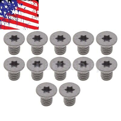 12pcs Bottom Cover Screws For Dell XPS 13 9350 9360 XPS 15 9550 9560 9570 M5510