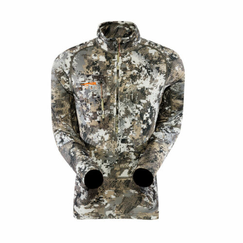 Sitka Heavyweight Insulated Fleece Zip-T 70017 All Colors Sizes