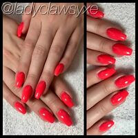 @ladyclawayxe ACCEPTING NEW CLIENTS! Gel nails&Esthetics!
