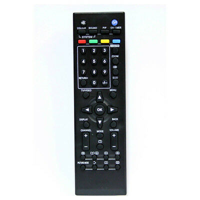 Remote Control for JVC TV RM-C2503 RM-C1930 - LT-47DG1 LT-42DG1 LT-32DZ1