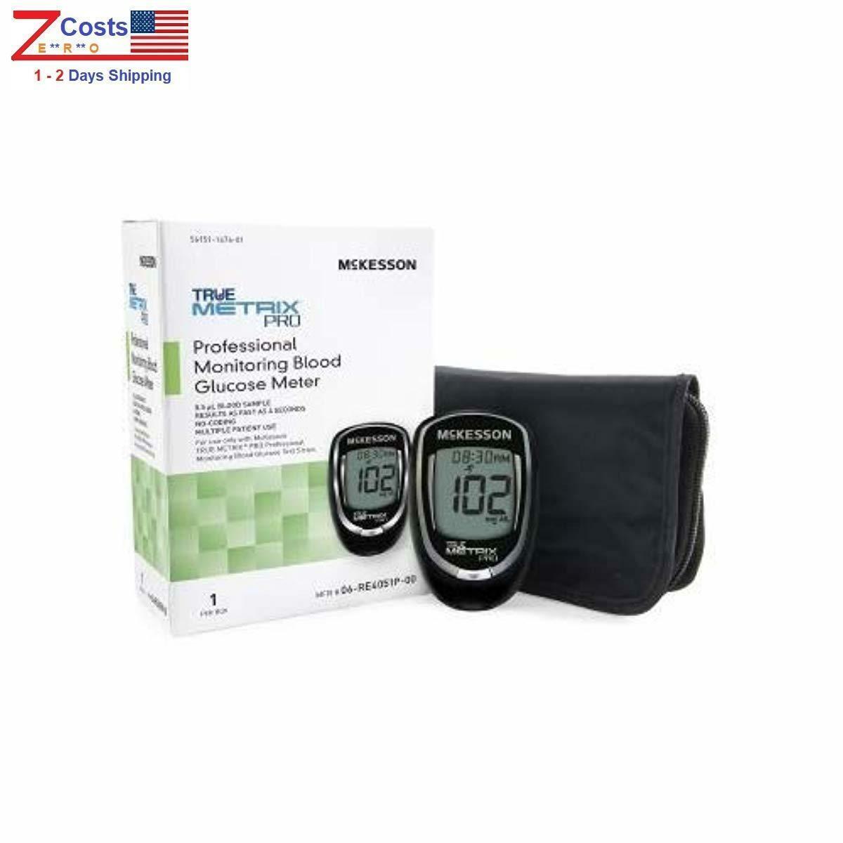 McKesson Professional TRUE METRIX PRO Blood Glucose Monitori