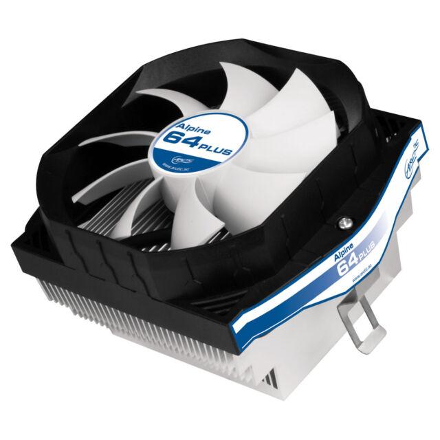 Arctic Cooling Alpine 64 Plus 100w Ultra Quiet AMD CPU Cooler