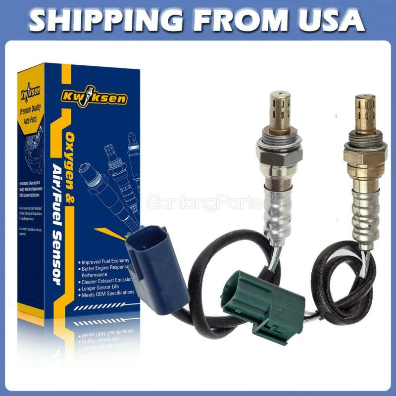 Downstream Left+Right Oxygen O2 Sensor 2 Bank1 Bank 2 For Nissan 350Z 03-06 3.5L