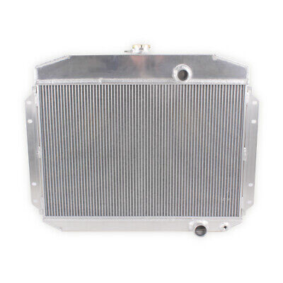 Aluminum Radiator For 1961-1964 Ford F-Series F-100 F-250 F-350 6 CYL ONLY 3Row