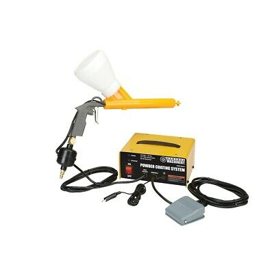 Powder Coating System Electrostatic Paint Gun Usa Seller
