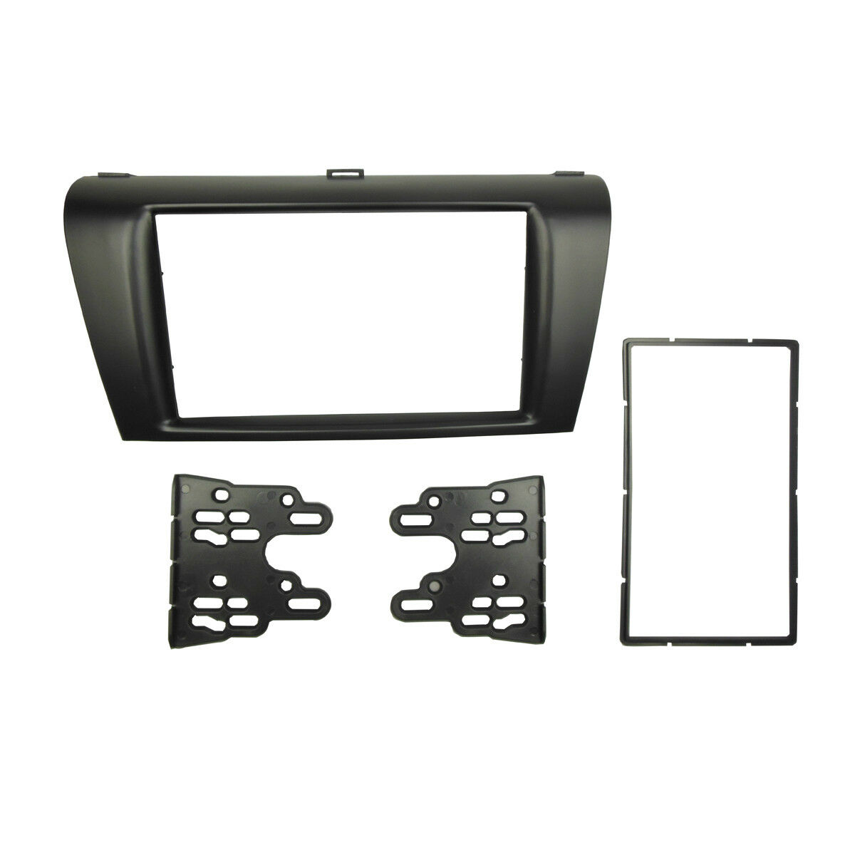 For Mazda 3 2004 2008 Axela 2006 Double Din Fascia Radio Cd Car Stereo Fitting Kit Wiring Loom Ebay Refitting Dash