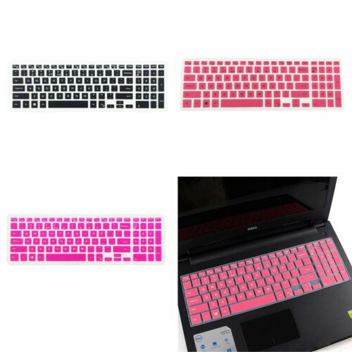 1pc Keyboard Cover Skin Protector For Dell Inspiron 15 5000