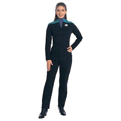 Star Trek Deep Space Nine Uniform Adult - Female Space Costume