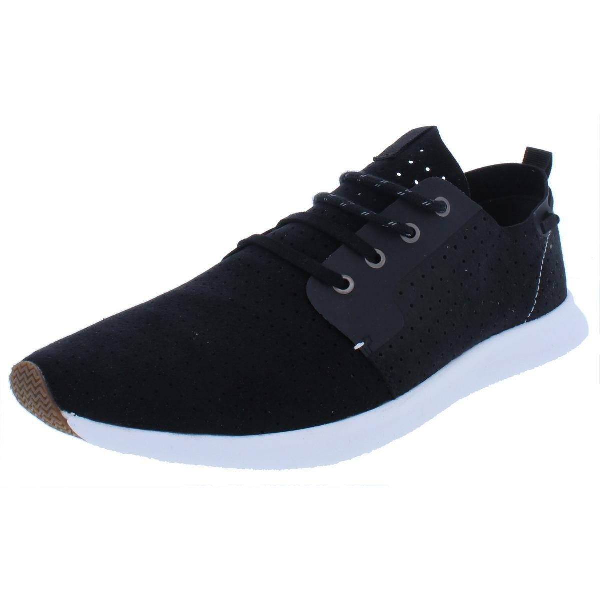 Steve Madden Men's Brick Faux Suede Athletic Fashion Sneaker Trainers Shoes