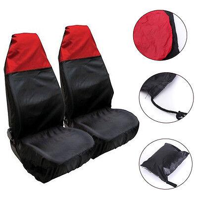 2x Universal Auto Van Sitzbezug Schonbezüge Abdeckungen