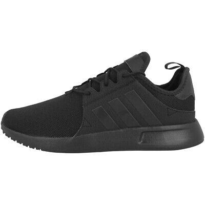 Adidas X_PLR Men Schuhe Herren Sneaker Laufschuhe black grey metallic BY9260