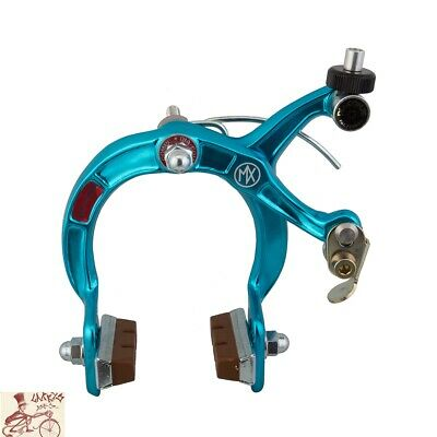 Dia-Compe old school BMX reissue MX1000 MX 1000 bicycle brake caliper RED