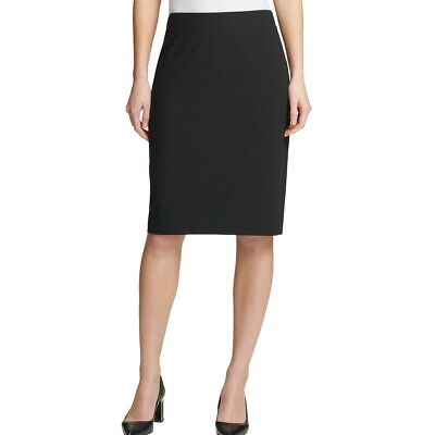 DKNY NEW Women's Classic Back Zipper Straight Pencil Skirt TEDO