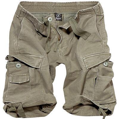 009a02397b14fe ... Shorts, Brandit Vintage Classic Herren Kampf Ladung Kurze Hosen Kadett  Wandern Olive ...