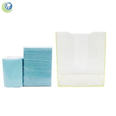 Oral Hygiene Dedicated Dental Clinic Dispenser Holder Case For Disposable Bib Towel Beauty & Health