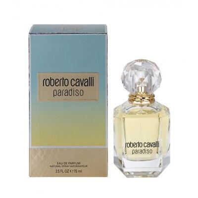 2.5 Edp Spray (Roberto Cavalli Paradiso Edp Spray For Her 75 ml 2.5 fl.oz )