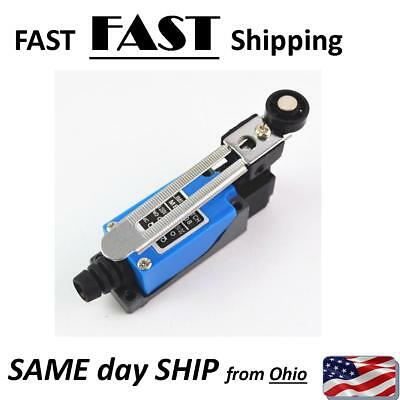 New - Me-8108 Momentary Limit Switch Roller Lever Cnc Mill Laser Plasma