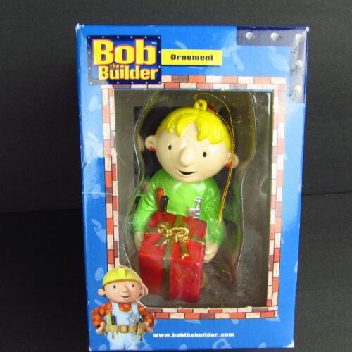 Wendy With Present Bob The Builder Christmas Ornament Kurt Adler 2002