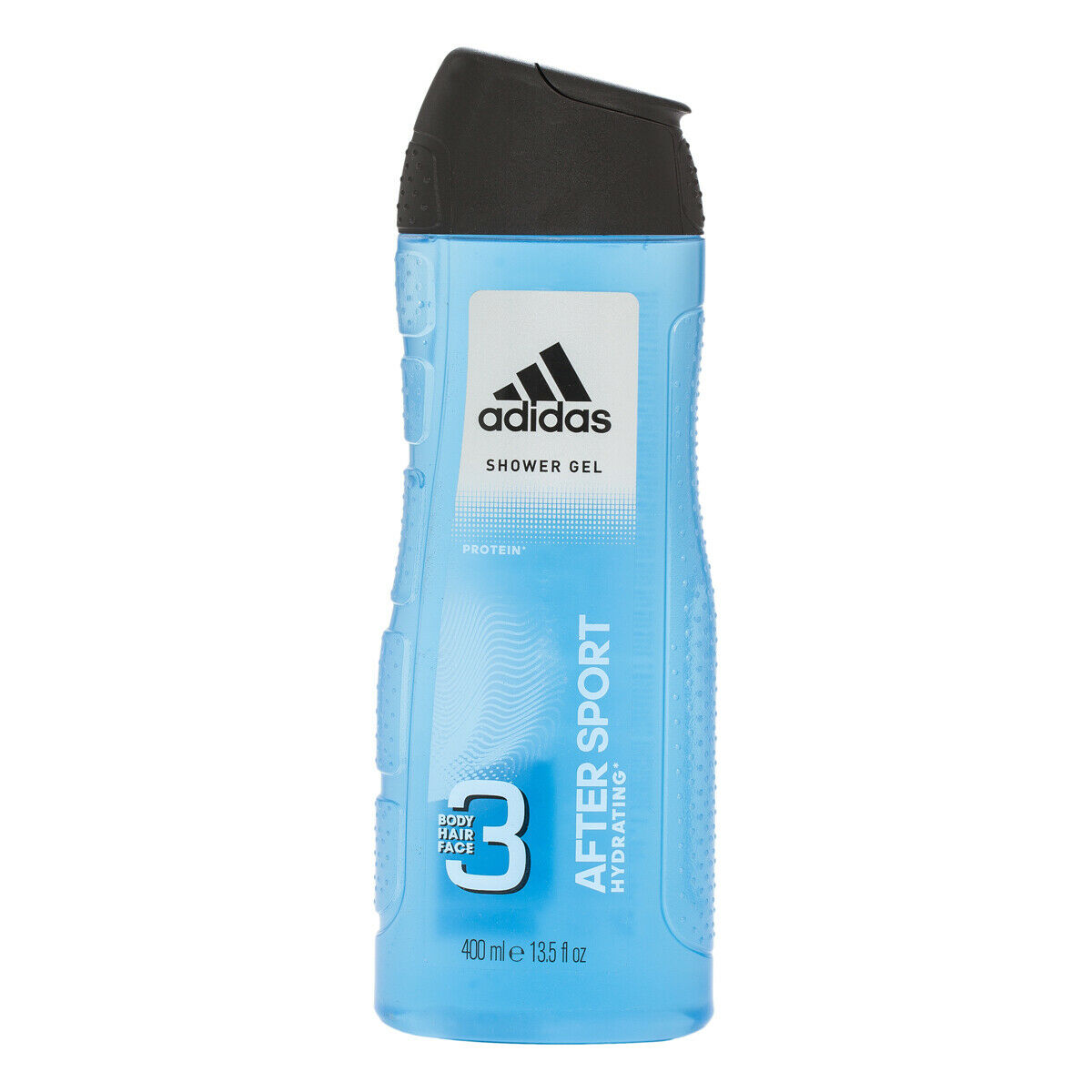 3x ADIDAS After Sport PROTEIN Hydrating BODY HAIR FACE Wash