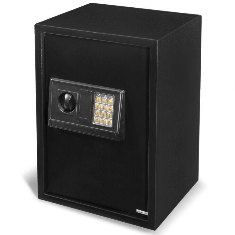 NEW Large Digital Electronic Safe Box Keypad Lock Security Home Office Hotel Gun