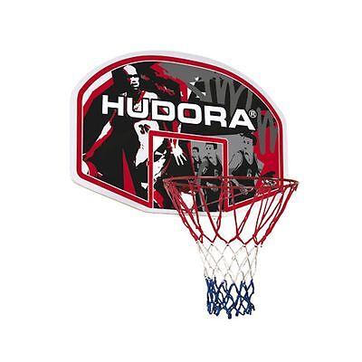 Hudora Basketballkorb Set In- und Outdoor
