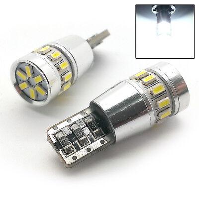 FITS MERCEDES S SPRINTER 2X WHITE 30 SMD LED SIDE LIGHT W5W T10 501 SJNP1028W