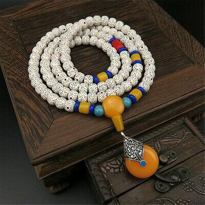 stischen Bodhi Perlen Mala Segnen Armband Halskette (Gebet Armband)