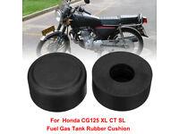 Honda NX125 NX650 XL250R XL350R XL600R rear gas tank rubber mount OEM