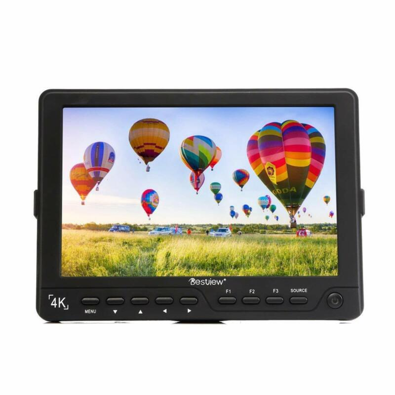 Desview S7 7 inch Field Monitor 1920x1200 4K HDMI Input & Output For DSLR Camera