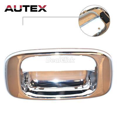 91134 Tailgate Handle Bezel for 99-07 Chevy Silverado GMC Sierra 1500 2500 3500