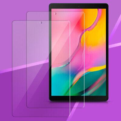Samsung Galaxy Tab A 10.1 2019 Schutzfolie Displayschutz Folie 2x Panzerfolie (Galaxy Tab 2 Display-schutzfolie)