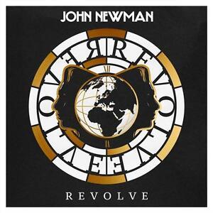 Revolve von John Newman (2015), Digipack, Neu OVP, CD