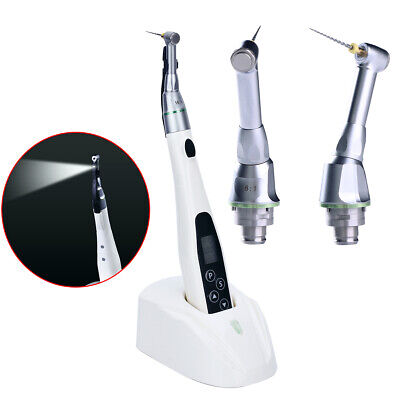 Cordless Dental Woodpecker Style Led Endo Motor 161 Contra Angle Handpiece Head