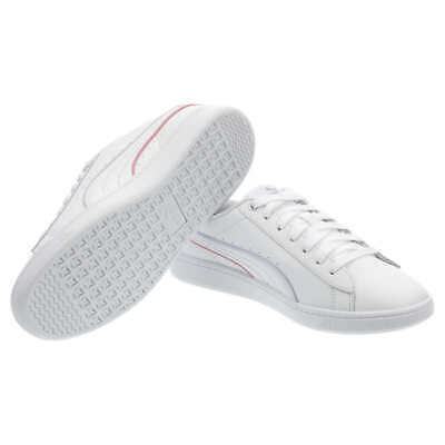 PUMA Women's Vikky V2 Sneaker Tennis Shoes, White 6.5 - NEW