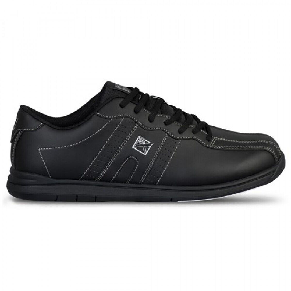 opp black extra wide bowling shoes