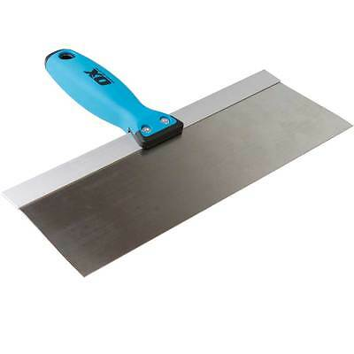 Ox Pro 12 Flexible Stainless Steel Drywall Joint Taping Knife Wsoft Ox Grip