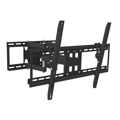 "Full Motion Wall Mount TV Bracket 32"" to 70""  Flat Panel LCD LED Swivel Tilt"