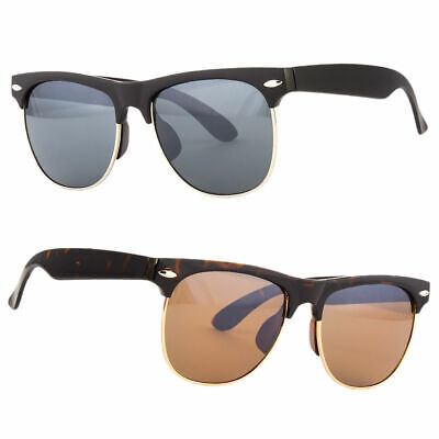 Kids Toddler Boys Girls Black Vintage Classic Retro Sunglasses Shades Usa