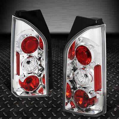 FOR 05-15 NISSAN XTERRA CHROME HOUSING TAIL LIGHT BRAKE/PARKING/REVERSE LAMPS - Nissan Xterra Tail Lamp