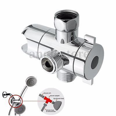 3 way shower diverter valve ips