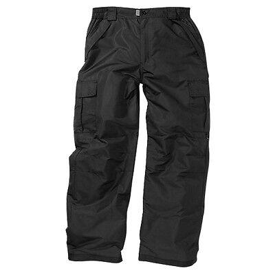 Junior Snowboard Clothing - Pulse Cargo Junior Youth Ski & Snowboard Pants - Various Colors (NEW)