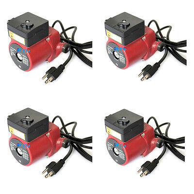 4pcs 34 Circulator Pump115v Water Circulation Pump For Solar Heater System Us