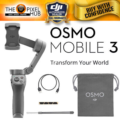 DJI Osmo Mobile 3 Foldable Smartphone Gimbal - IN STOCK READY TO SHIP