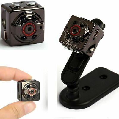 Mini Überwachungskamera Video Bewegungsmelder Pocket Sport Kamera Dashcam A40 (Kamera Video-kamera)