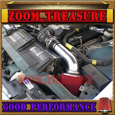 - BLACK RED 1994-1997 CAMARO Z28/FIREBIRD/FORMULA/TRANS AM 5.7L V8 AIR INTAKE KIT