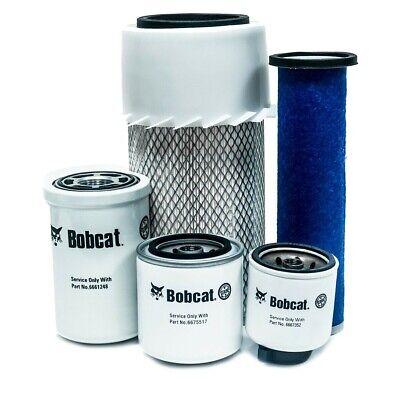 Filter Maintenance Kit For Bobcat 753 763 773 T140 T180 T190 Skid Steers