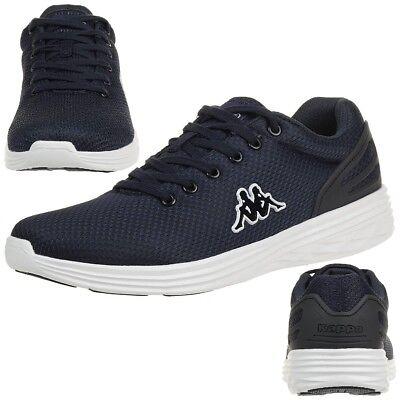 Kappa Trust Sneaker unisex navy white Turnschuhe Schuhe Unisex Navy Schuhe